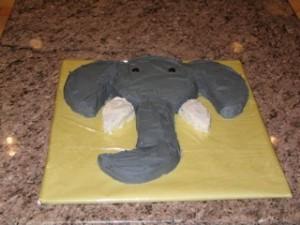 Elephant Cake 3