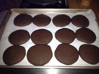 Chocolate Whoopie PIes 1