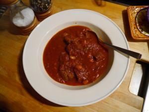 Beef Chili Stew