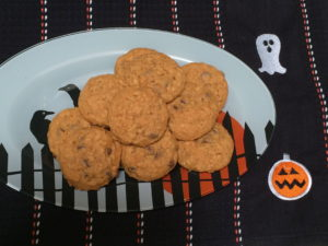 Pumpkin Cookies 1
