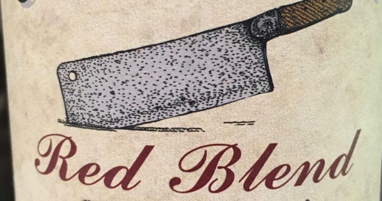 Wine of the Week-The Cleaver Red Blend