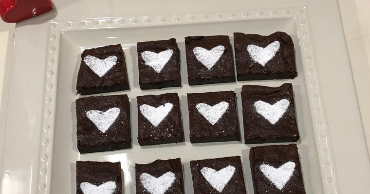 Treat Tuesday-Best Cocoa Brownies